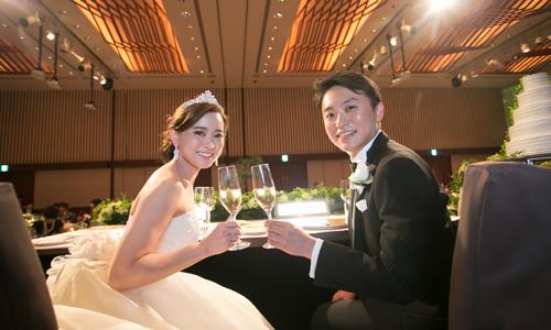 井上・蒔田 ご両家様<br>2017年3月挙式