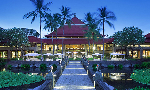《先着5組様限定》<br>2020年10月までのご婚礼の方<br>インターコンチネンタルホテル バリ リゾートご宿泊プレゼント