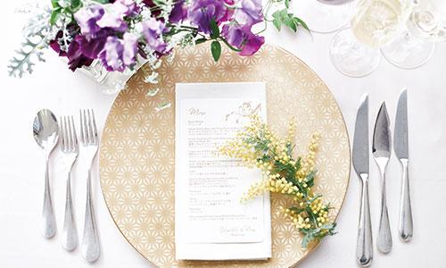 【家族との結婚式をお考えの方へ】ラグジュアリーファミリーウェディングプラン