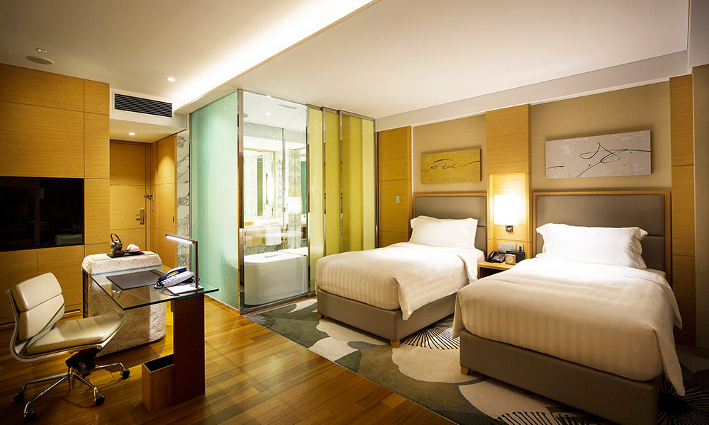 GUEST ROOMS | STAY | INTERCONTINENTAL OSAKA