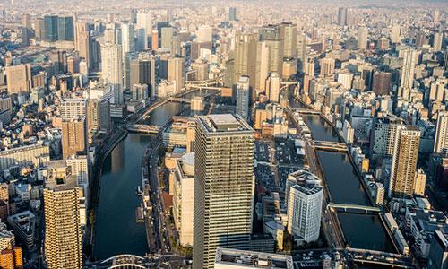 大阪で過ごすパーフェクトな一日
