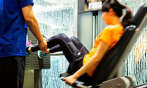 Cool your head and HEAT UP your body<br>Exclusive for hotel guests and fitness gym members