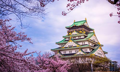 桜シーズンに大阪で過ごす春のひとときを<br>LIVE THE INTERCONTINENTAL LIFE