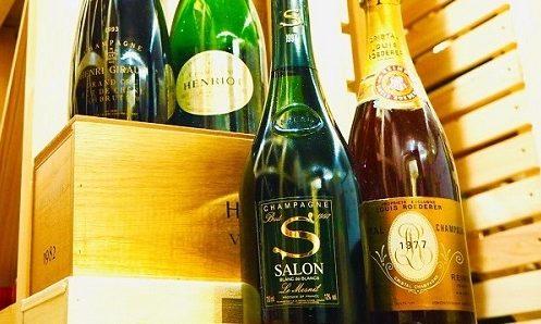 Precious Champagne Dinner ~時が奏でる唯一無二の味わい~<br>ヴィンテージシャンパン イベント<br>開催日:2019年7月17日(水)