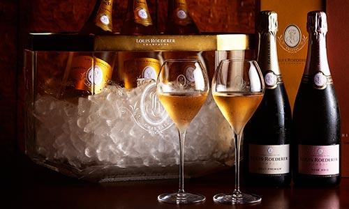 一夜限りのワインディナー<br>~ルイ・ロデレール~ シャンパンメーカーズディナー イベント<br>開催日:2019年10月18日(金)