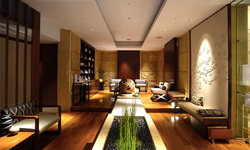 MEGURI SPA & WELLNESS<br>WORLD LUXURY SPA AWARD WINNING PLAN