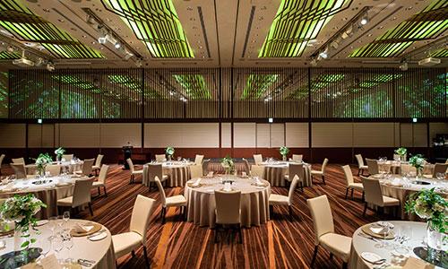 インターコンチネンタルホテル大阪<br>パーティーパッケージ
