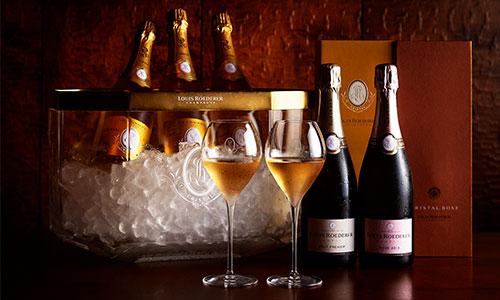 【満席】クリスタル シャンパン ディナー<br>イベント開催日:2020年10月22日(木)
