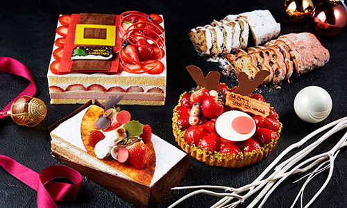 CHRISTMAS CONFECTIONERIES<br>Order period: 1 NOVEMBER – 22 DECEMBER 2020