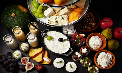 チーズ&オータムスイーツブッフェ『OH MY CHEESE』<br>期間:2021年10月1日 (金)~  11月28日(日)金・土・日曜日、祝日